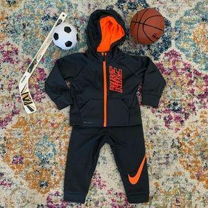 LIKE NEW! Nike Toddler Tracksuit Logo Pant Set